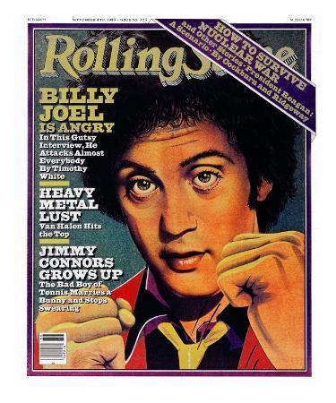 Billy Joel, Rolling Stone no. 325, September 1980