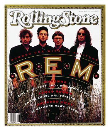 REM, Rolling Stone no. 607, June 1991