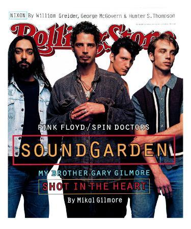 Soundgarden, Rolling Stone no. 684, June 1994