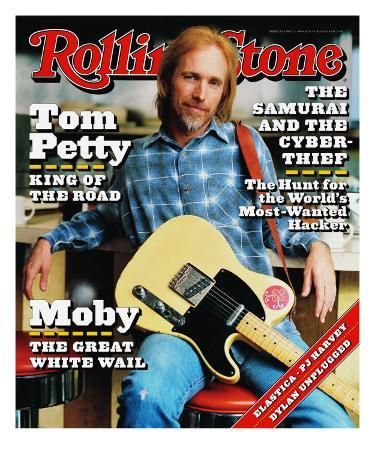 Tom Petty, Rolling Stone no. 707, May 1995