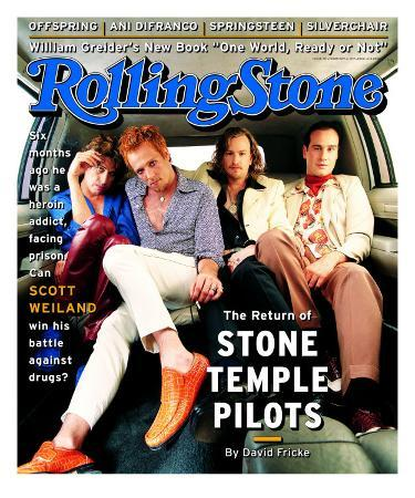Stone Temple Pilots, Rolling Stone no. 753, February 1997