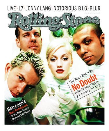 No Doubt, Rolling Stone no. 759, May 1997