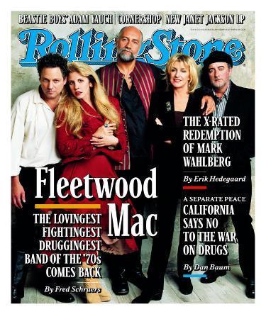 Fleetwood Mac, Rolling Stone no. 772, October 1997