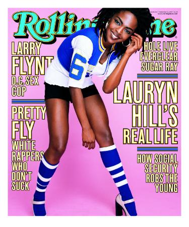 Lauryn Hill, Rolling Stone no. 806, February 1999