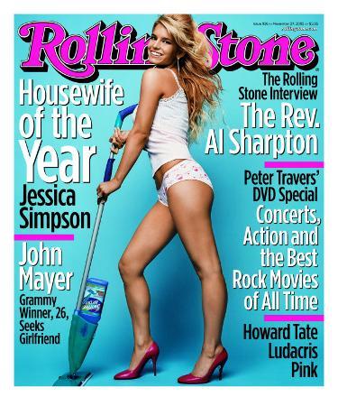 Jessica Simpson, Rolling Stone no. 936, November 2003