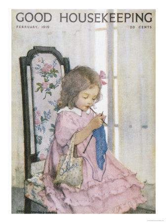 Good Housekeeping, February, 1919