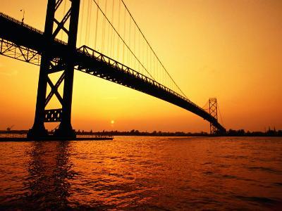 Ambassador Bridge, U.S.A.