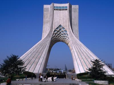 Azadi Monument (Freedom Monument), Tehran, Iran