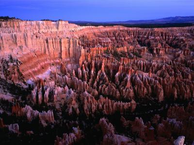 Bryce Amphitheatre Bryce Canyon National Park, Utah, USA