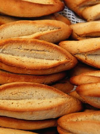 "Traditional ""Navettes,"" a Typical Provence Biscuit, Provence-Alpes-Cote d'Azur, France"