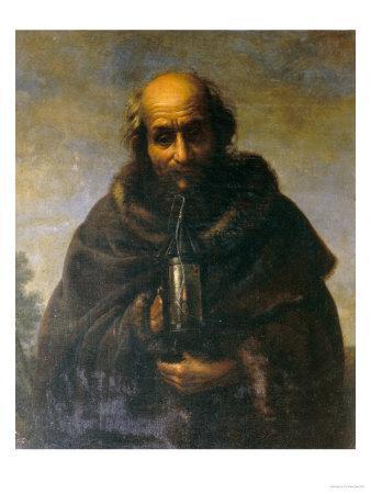 Diogenes, Palatine Gallery, Pitti Palace, Florence