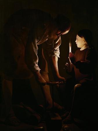 Saint Joseph the Carpenter, 1642