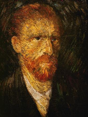 Self-Portrait, circa 1887