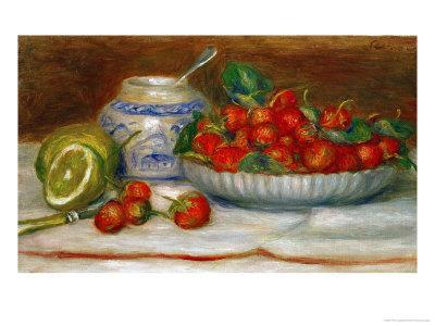 Strawberries, circa 1905