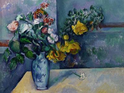 Still Life: Flowers in a Vase