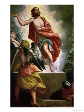 Workshop: Resurrection of Christ, circa 1580-1590