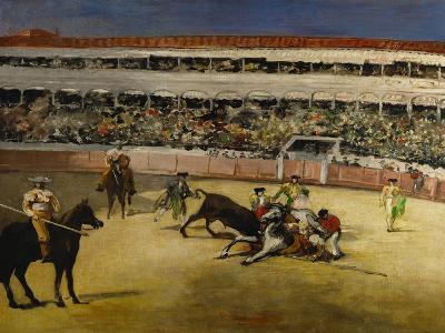 Bullfight, 1865