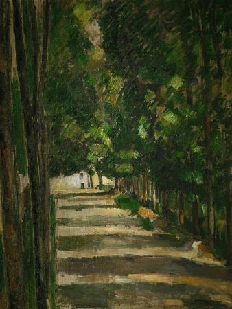 The Avenue (Park of Chantilly), circa 1879