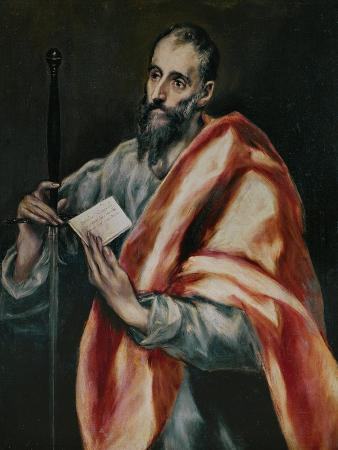 Saint Paul, the Apostle