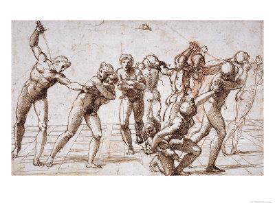 The Massacre of the Innocents, Around 1509