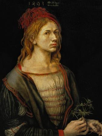 Self-Portrait, 1493
