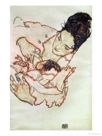 Nursing Mother (Stephanie Gruenwald) 1917