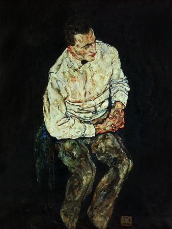 Portrait Karl Gruenwald