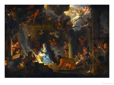 The Adoration of the Shepherds, 1689