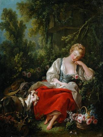 The Dreaming Shepherdess