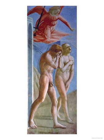 Expulsion from Paradise, 1425-1428