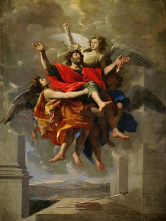 The Apotheosis of Saint Paul