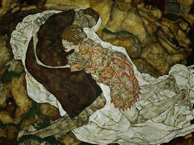 Death and the Maiden, 1915
