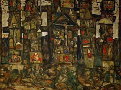 Waldandacht (Shrines in the Wood), 1915