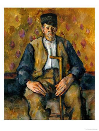 Farmer, Sitting, 1900-1904