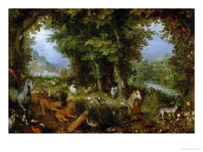 Earthly Paradise, 1607-1608
