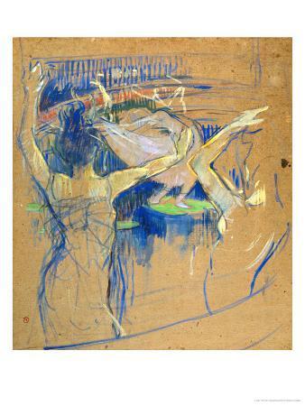 Ballet De Papa Chrysantheme, 1892