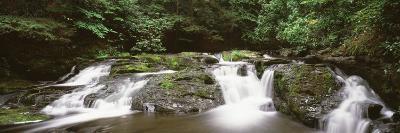 Delaware Water Gap, Dingmans Creek, Pocono, Pennsylvania, USA