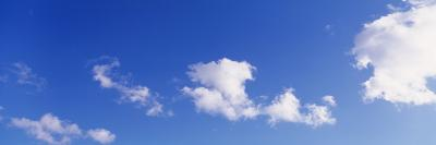 Cloud in the Blue Sky, Florida, USA