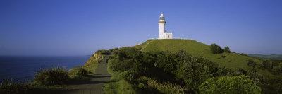 Lighthouse on a Hill, Byron Bay, New South Wales, Australia
