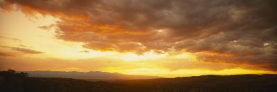 Clouds in the Sky, Taos, Taos County, New Mexico, USA
