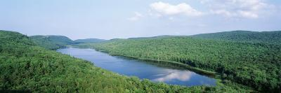 Lake of the Clouds, Porcupine Mountains Wilderness State Park, Michigan, USA
