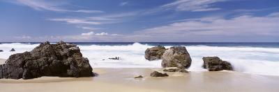 Rocks on the Beach, Big Sur Coast, Pacific Ocean, California, USA