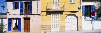 Facade of a Building, Majorca, Spain