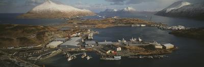 Fishing Industry, Unisea Port Complex, Dutch Harbor, Alaska, USA