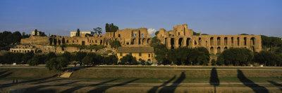 Old Ruins of a Building, Roman Forum, Rome, Italy