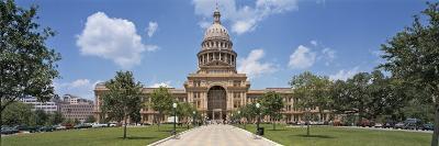 Facade of a Government Building, Texas State Capitol, Austin, Texas, USA