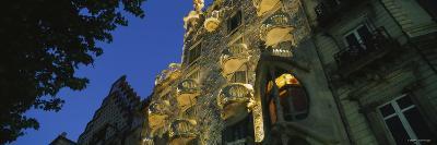 Casa Batllo, Barcelona, Catalonia, Spain