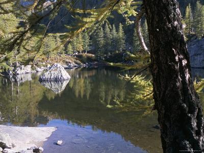 Vallee De Fontanalba, Pays Merveilles, Mercantour National Park, Alpes Maritimes, Provence, France