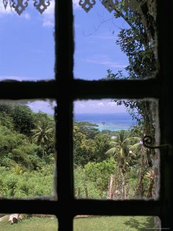 Les Jardins Du Roy (King's Gardens), La Misere, Island of Mahe, Seychelles, Indian Ocean, Africa