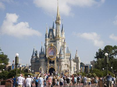 Disney World, Orlando, Florida, USA